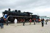 毛主席出访苏联?#32972;?#22352;的火车