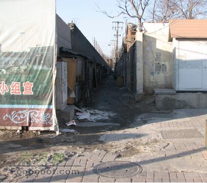 北京--京津塘高速--天津--GPS轨迹记录原天津监狱(习艺所)残留高墙