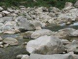 丰裕口河沟石头堆