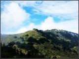 湖北最高峰——神农顶,3105米