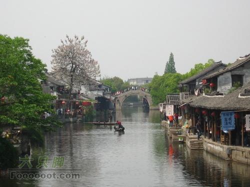 上海-嘉兴-西塘 自驾路线西塘古镇
