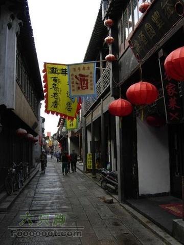 上海-嘉兴-西塘 自驾路线西塘