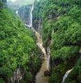 马玲河峡谷