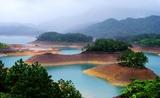 八甲仙湖之春