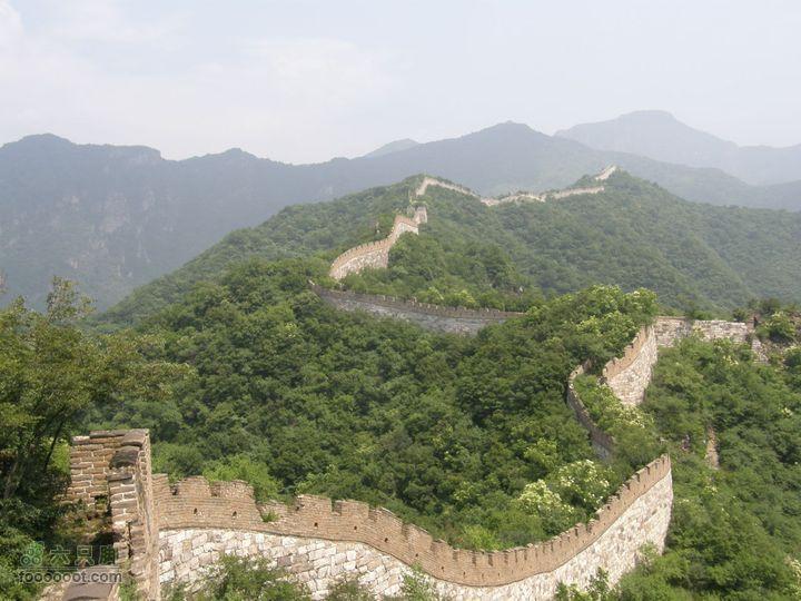 箭扣长城徒步穿越(西栅子-北京结-鹰飞倒仰-天梯-将军楼)P6192097