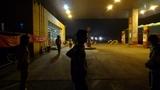 八高狂堵,夜里12点还没出北京