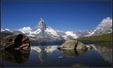 瑞士马特宏峰