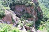 登到最高处,看断崖