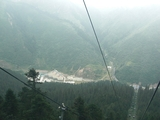 黄龙索道(下山)——高差500m