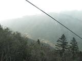 黄龙索道(下山)