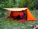 帮朋友买的帐篷