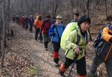 参加人数35人,兵山户外史上人数最多的一次远行