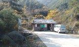 红岩谷景区入口