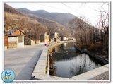 村内通往淄川的公路