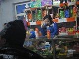 食杂店老板娘