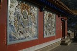 藏传佛教金刚浮雕