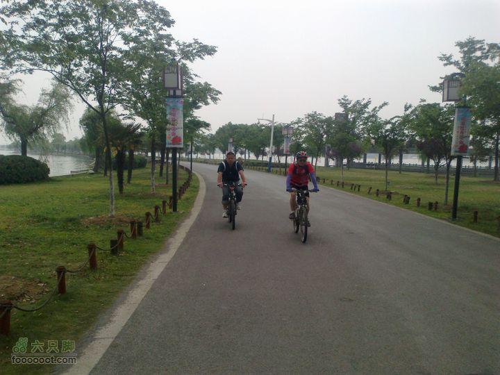 11年5月5日-6日 两人单车环太湖骑行20110506366