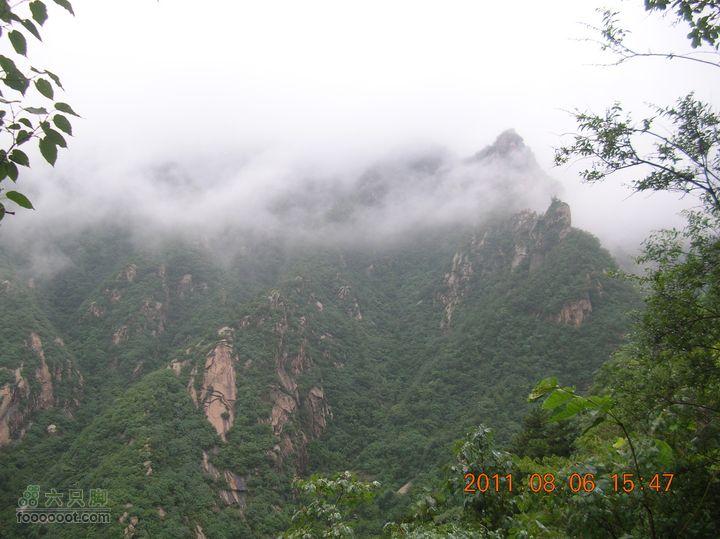 卧龙谷木札岭20110807DSCN8919