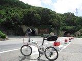 梧桐山隧道,但單車不能進入