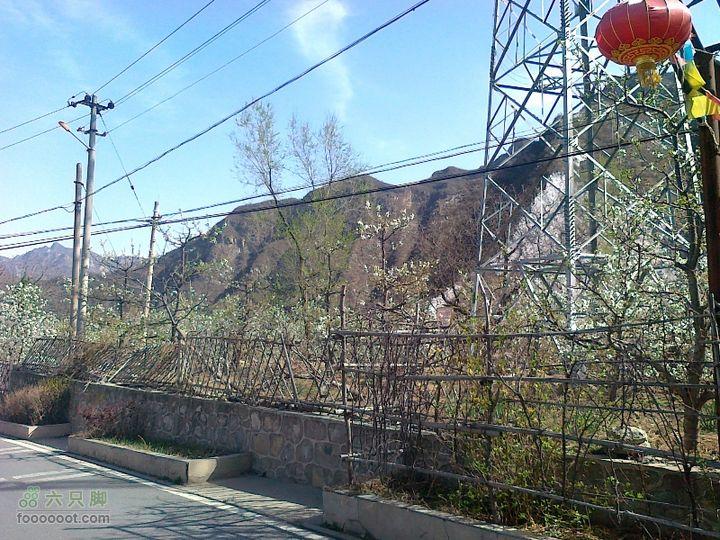 京西古道韭园-圈门20120414360