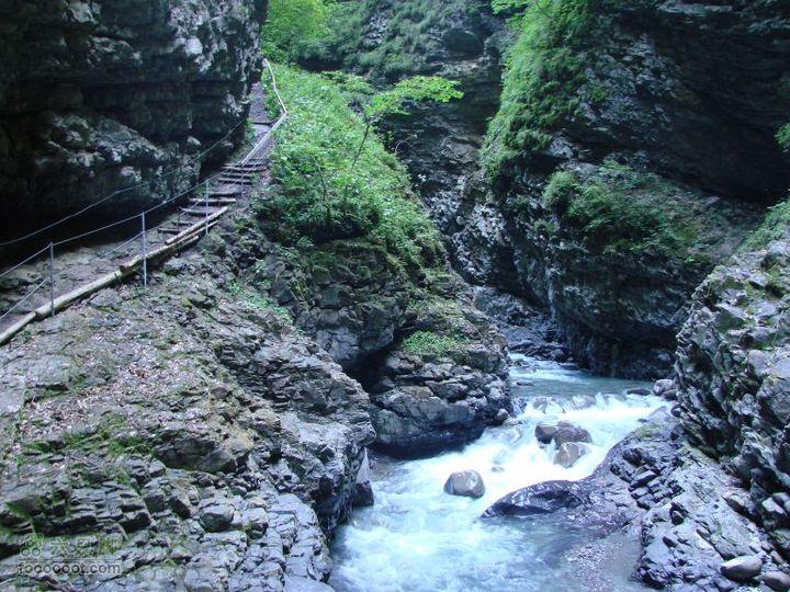 奥地利徒步之Ueble峡谷(Ueble Schlucht)DSC07147