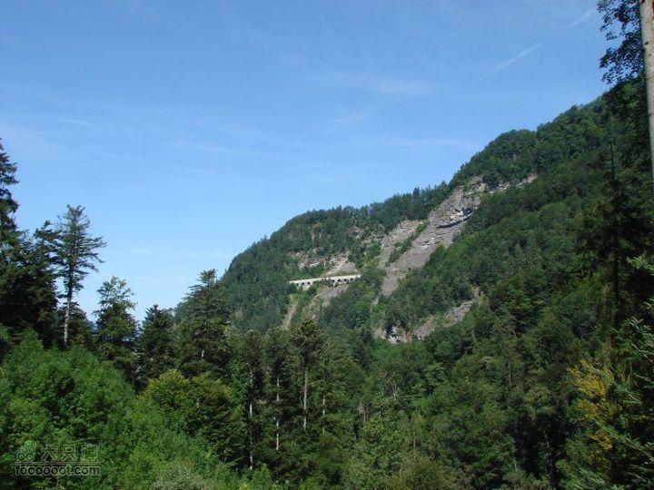 奥地利徒步之Ueble峡谷(Ueble Schlucht)DSC07189