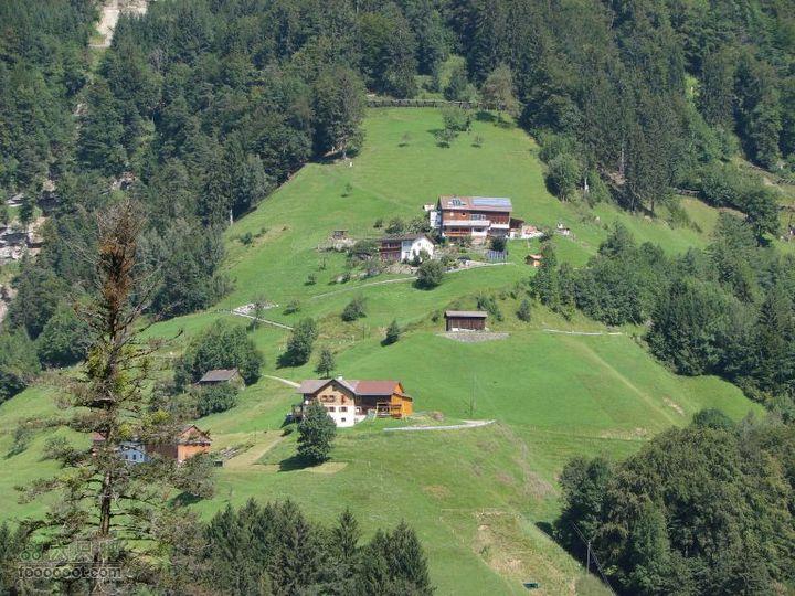 奥地利徒步之Ueble峡谷(Ueble Schlucht)DSC07192