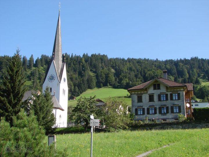 奥地利徒步之Ueble峡谷(Ueble Schlucht)DSC07462