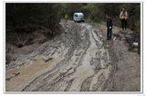 挑战性的矿山烂路
