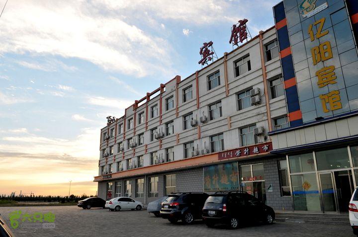 2012自驾西藏探访阿里参拜神山圣湖21日晚夜宿乌海高速附近宾馆