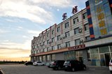21日晚夜宿乌海高速附近宾馆