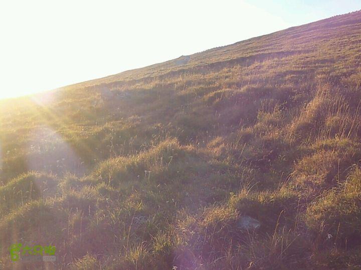 20120908山西大五台山两日,东台南台穿越太阳出来了