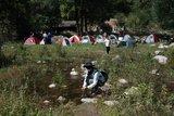 延庆后河是适合休息、避暑、露营、野炊的世外桃源