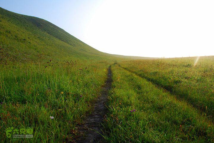 重游乌兰布统-多伦大河口乡逃票路线,绕过塞罕坝世间本没有路