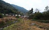 茶山村(露营地,废弃山村)