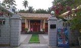 第一天目的地东郊椰林的旅店