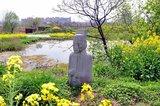 泥塘失考墓石刻