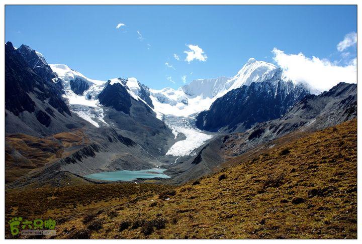 四川贡嘎南北线全穿勒多漫因和冰湖