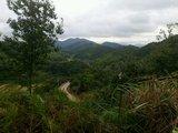 芦田山顶的村庄