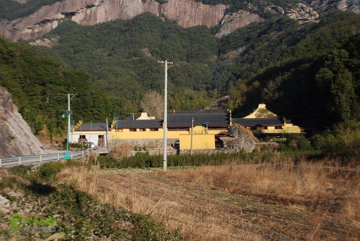 雁荡山精粹山脊经典峡谷组合穿越路线131228l_01
