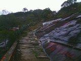 龙门登山道。2014-03-09 13:00:45
