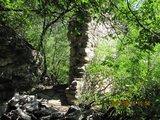 竹园寺残墙遗址
