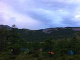 大石河露营