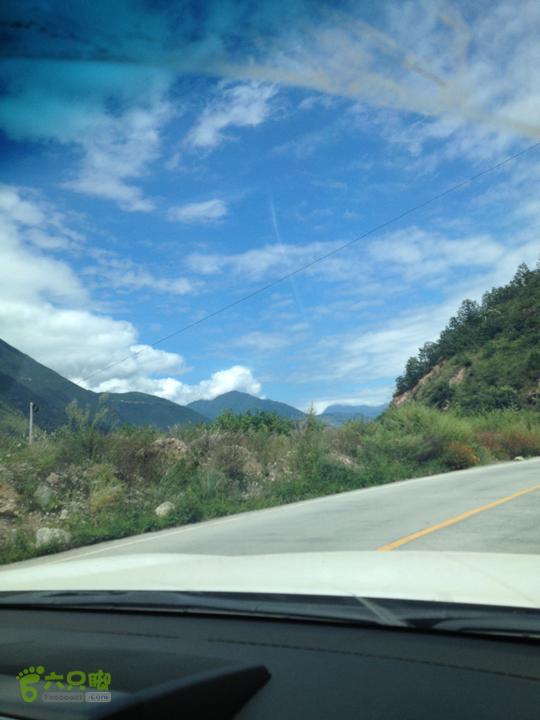 西藏阿里之行第四天--新都桥去泸定