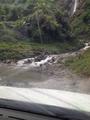 路上的水塘