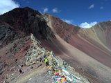 最高的说拉垭口,海拔4800