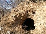 废弃的窑洞
