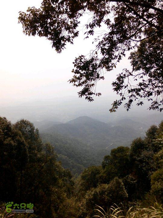 帽峰山环线2015-02-08 13:04:08