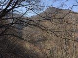 在路上 -- 爬山途中! 清水尖。