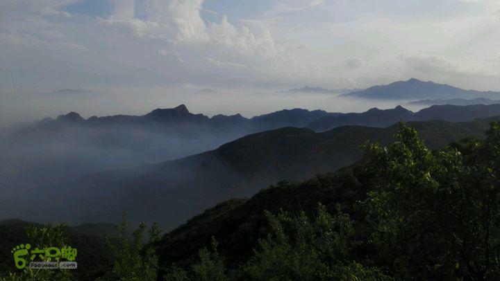 三峰环穿2015-08-02 17:16:45